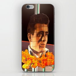 James Dean Fly by Night iPhone Skin