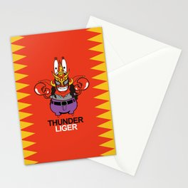luchaEugene Stationery Cards