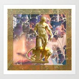 G0DS Art Print
