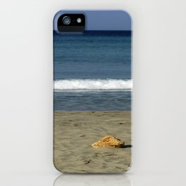 Sea Beach iPhone Case
