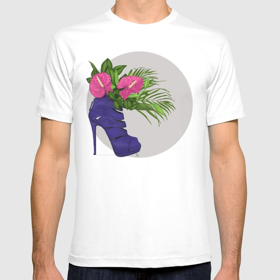 Thank you for flowers T-shirt