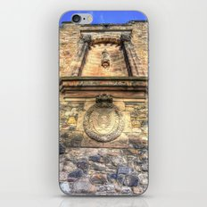 Edinburgh Castle Royal Airforce iPhone & iPod Skin
