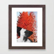 Die in Despair / Live in Ecstasy Framed Art Print