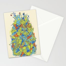 Music--Something For Everyone Stationery Cards