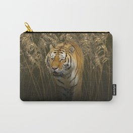 Prowling Tiger Carry-All Pouch