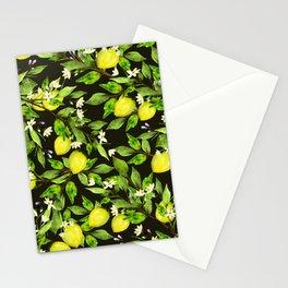 The Lemon Orchard  Stationery Cards