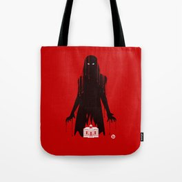 Carrie (Red Collection) Tote Bag
