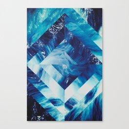 Spatial #1 Canvas Print