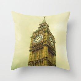 Londinense Throw Pillow