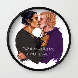 :: What we live for :: Wall Clock