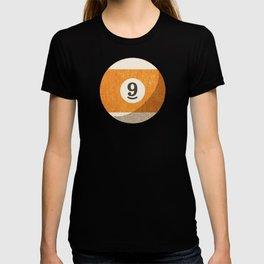 BILLIARDS / Ball 9 T-shirt