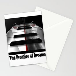 Piano - by HS Design Stationery Cards