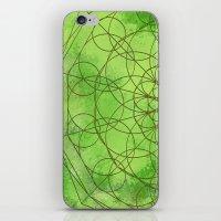 chakra iPhone & iPod Skins featuring HEART CHAKRA  by NioviSakali