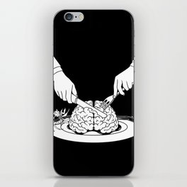 Fear Eats the Soul iPhone Skin
