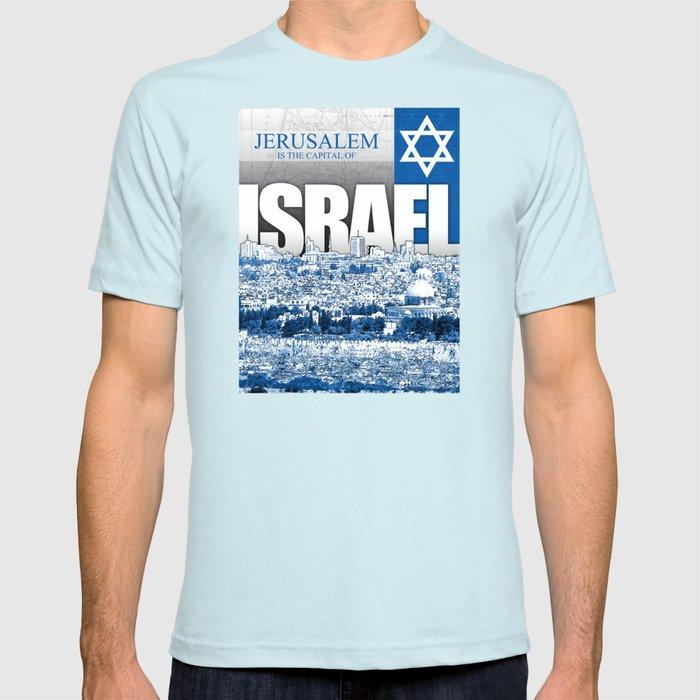 Jerusalem, Israel T-shirt