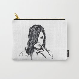 Girls don't cry Carry-All Pouch