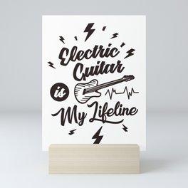 You Had Me Convinced At Coffee Funny Gift Idea Mini Art Print