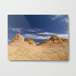 The Coyote Buttes Metal Print