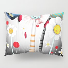 Fly Me to the moon Pillow Sham