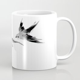 BBC Merlin: In Spite of Everything, the Stars (Twin Merlins tattoo 01) Coffee Mug