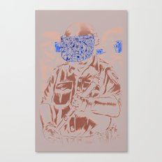 Spray Cop Volume Two Canvas Print