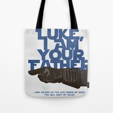Luke I am your father... Tote Bag