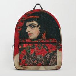 RED ANGEL - KARL MEDIZ Backpack