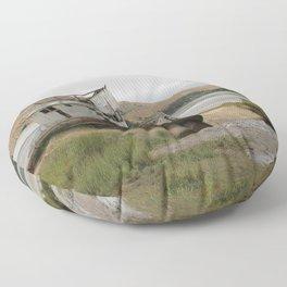 Ashore Floor Pillow