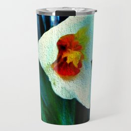 First Jonquil of Spring Travel Mug