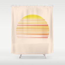 all summer long Shower Curtain