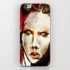 Go ahead iPhone & iPod Skin