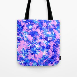 Crash Palette Tote Bag