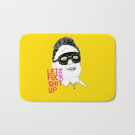 F*ck Sh*t Up Bath Mat