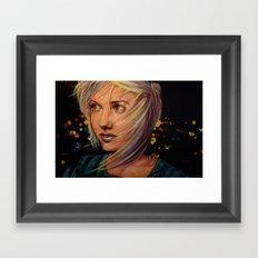 Wind Speaks While the City Sleeps (VIDEO IN DESCRIPTION!) Framed Art Print