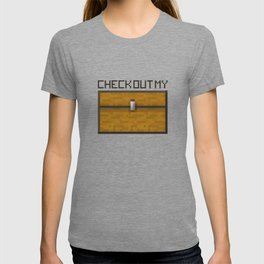 PAUSE – Check out my Chest T-shirt