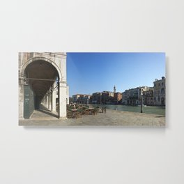 italy - venice - widescreen_647-649 Metal Print