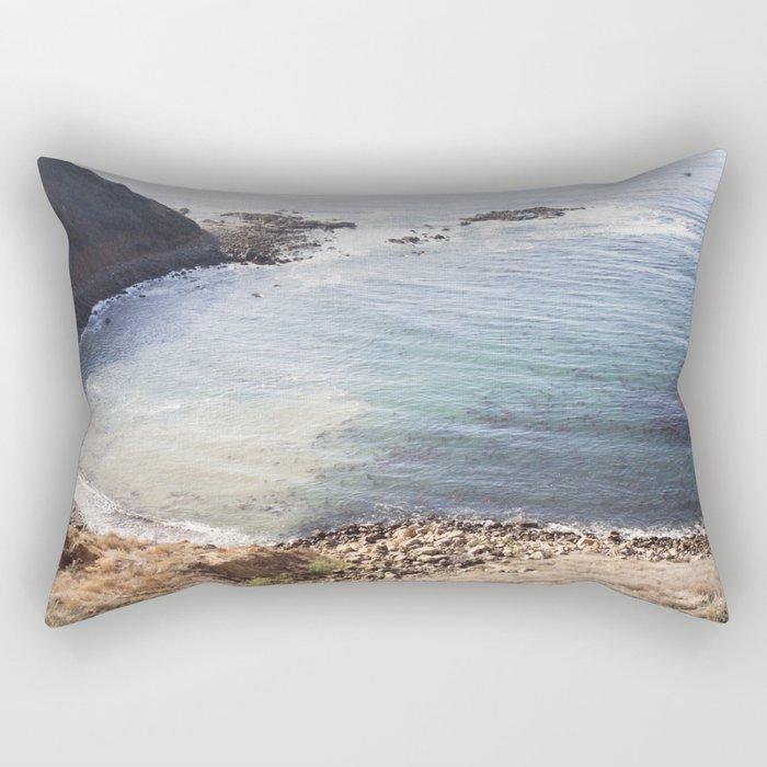 California the Beautiful Rectangular Pillow