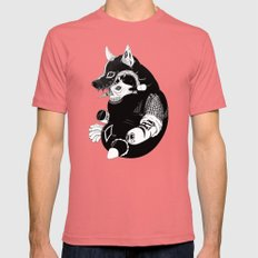 Volf SMALL Pomegranate Mens Fitted Tee