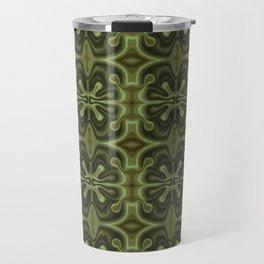 Green lava Travel Mug