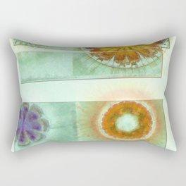 Skedaddle Helpless Flowers  ID:16165-101646-64081 Rectangular Pillow