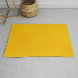yellow curry mustard color trend plain texture Rug
