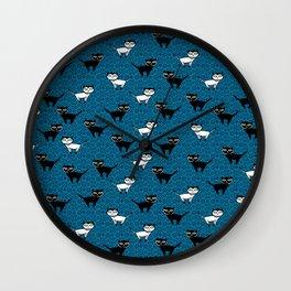 Kitty Kats Wall Clock