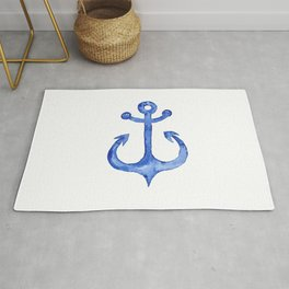 Dreaming of nautical adventure Rug