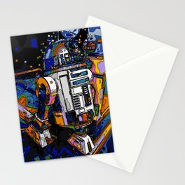 R2-DELIC Stationery Cards