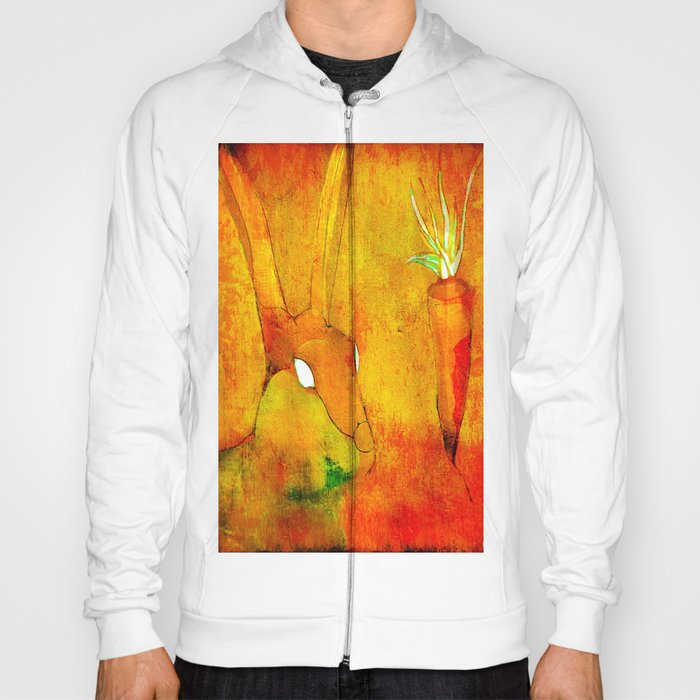 The nasty rabbit Hoody