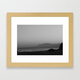 Marbella Framed Art Print