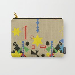 Primaries Carry-All Pouch