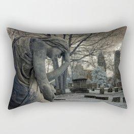 Anguish IR Rectangular Pillow