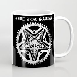RIDE FOR SATAN Coffee Mug