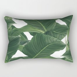 palm waves Rectangular Pillow